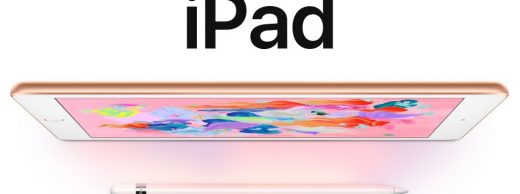 New 9.7 inch iPad